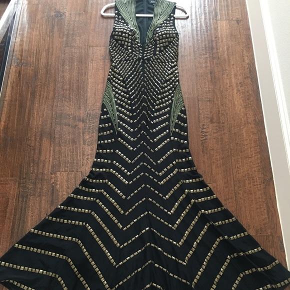 Jovani Dresses & Skirts - Jovani embellished long gown in size 4.